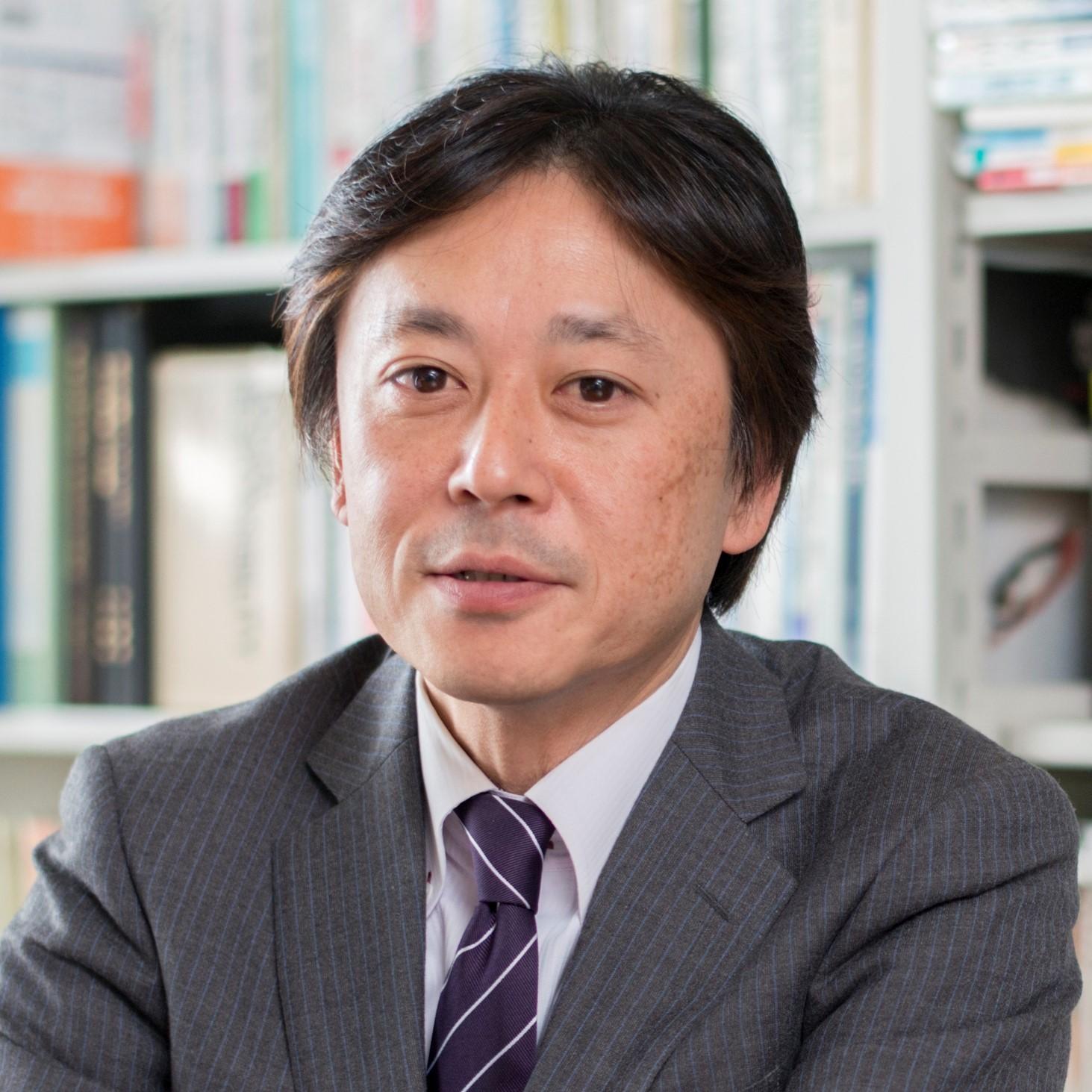 Yoshinari Koyama, Prof.