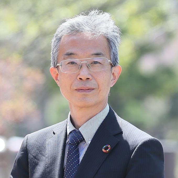 Takeshi Mizuguchi, Prof.